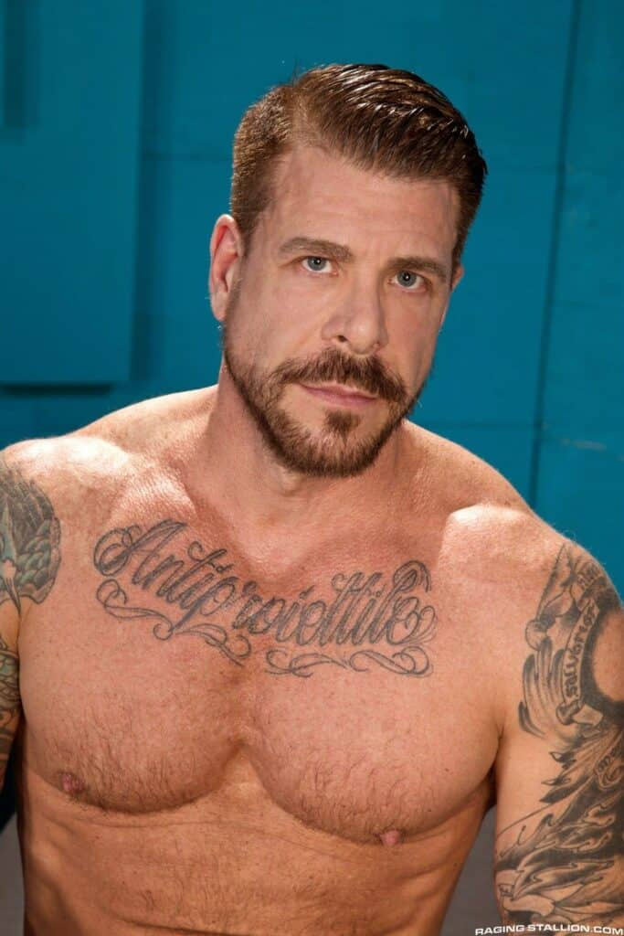 Rocco Steele gay
