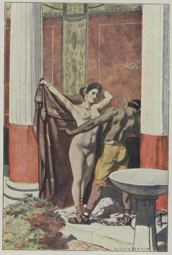 sexo Roma Antiga