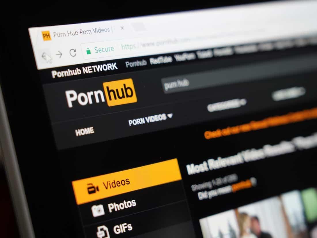 PornHub e sua audiência do site – Top 20