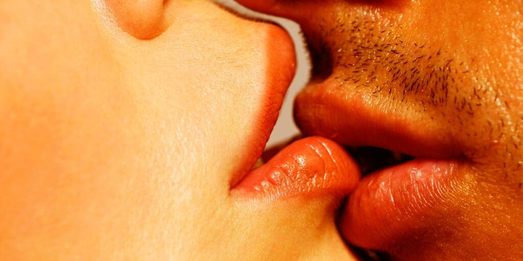 beijos boca virgem