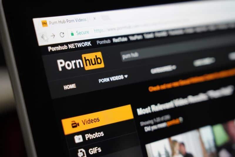 Pornhub maior site pornô do mundo