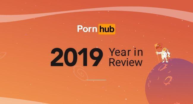 PornHub 2019: As pesquisas mais realizadas no site