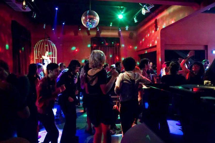 Casa de Swing: Descubra o que se passa por dentro