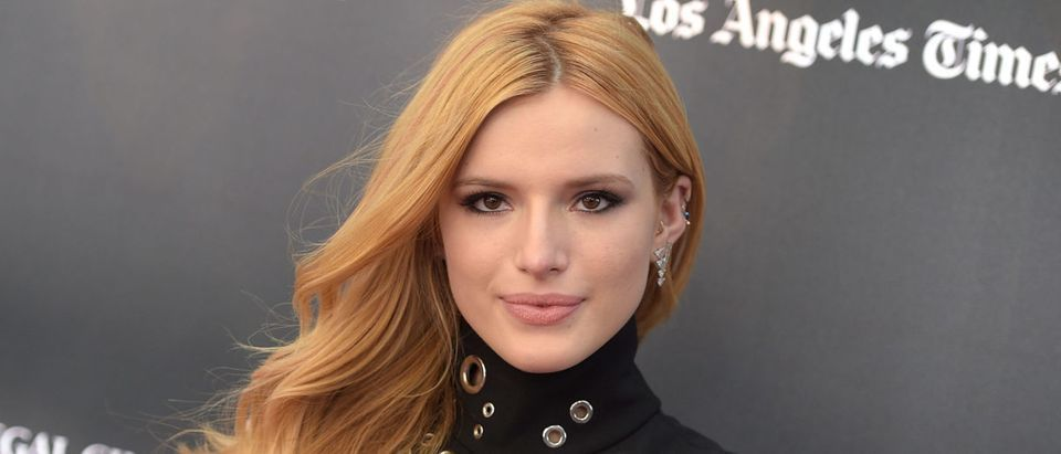 Bella Thorne Los angeles