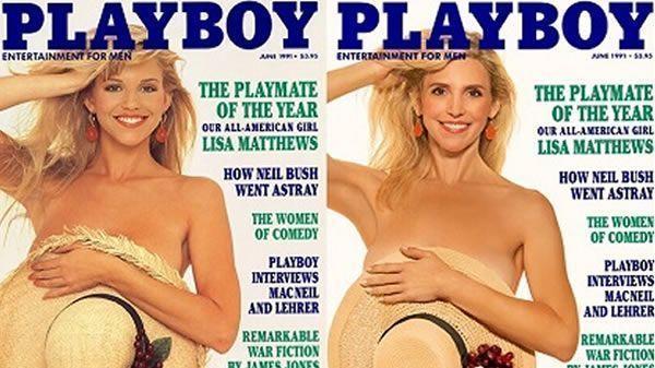 7 coelhinhas icônicas recriando suas capas da Playboy