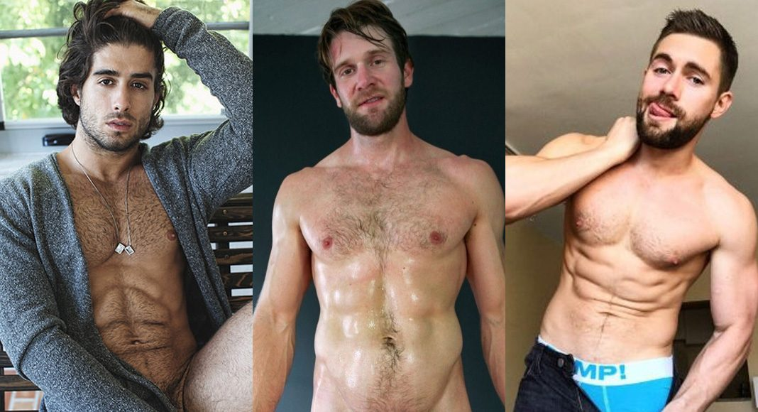 Top 10 Atores pornô gays mais pesquisados em 2020