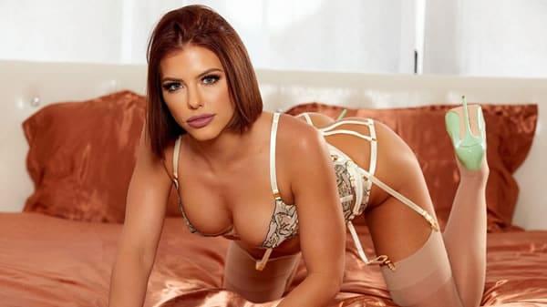 A maravilhosa Adriana Chechik