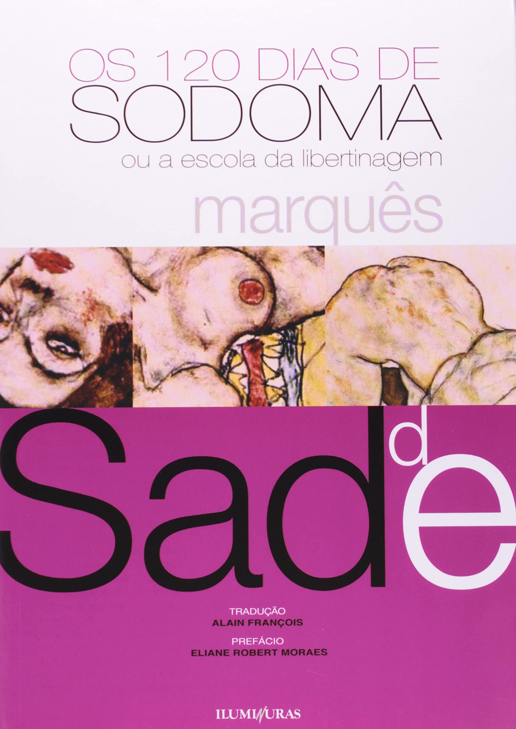 Os 120 dias de Sodoma | Amazon.com.br