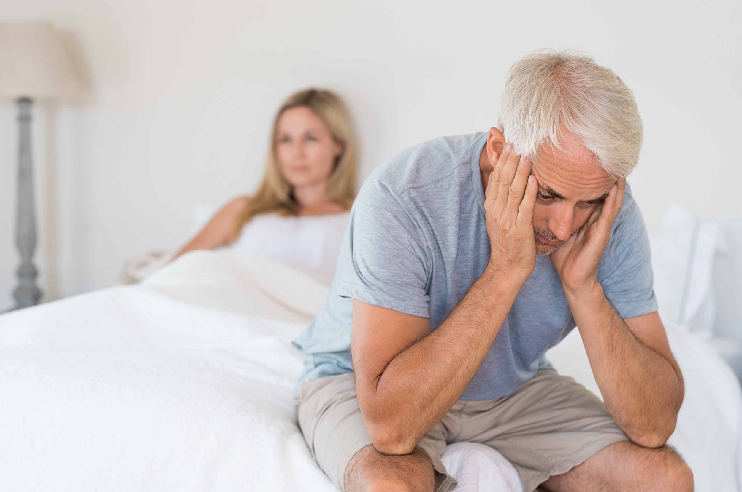 How to Delay Age-related Erectile Dysfunction | The Doctor Weighs In