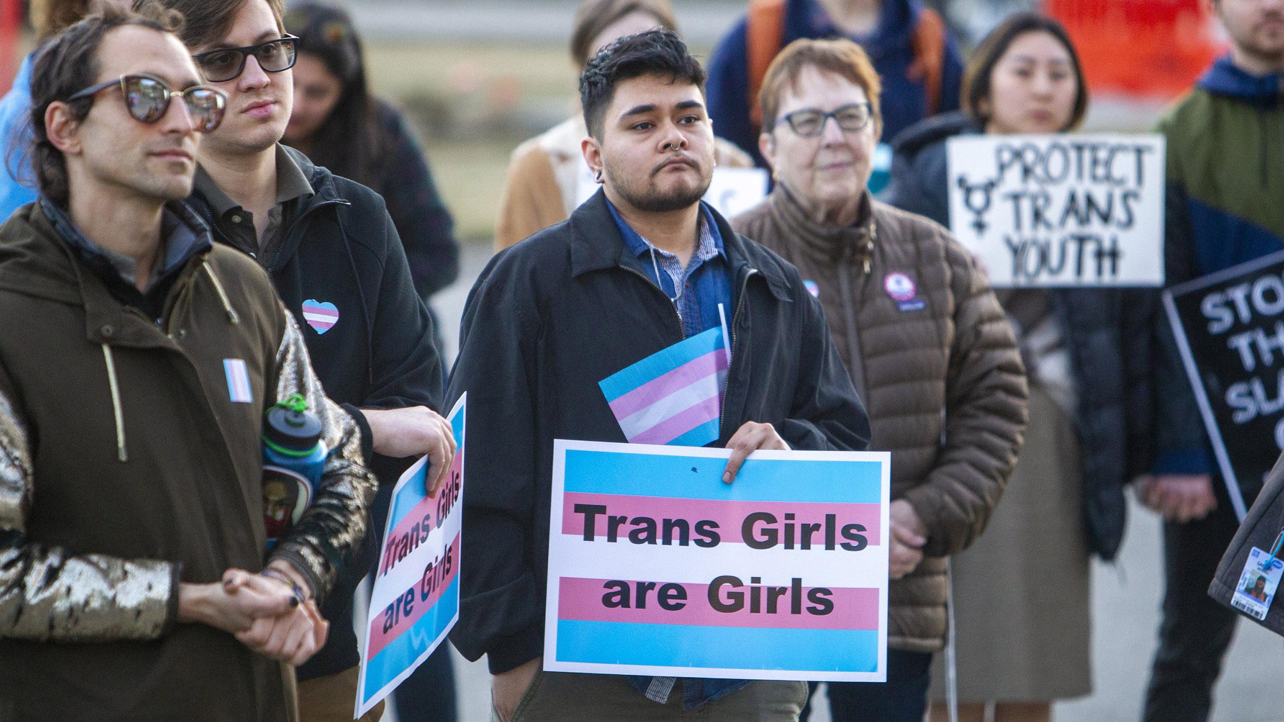 Anti-transgender birth certificate law violates order, judge rules
