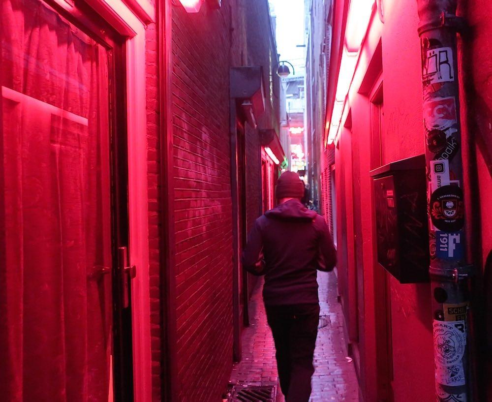 distrito da luz vermelha